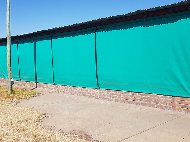Poultry House Curtains